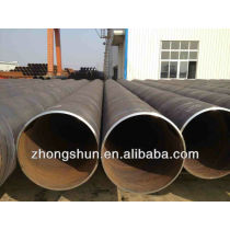 SSAW API 5L steel pipe spiral welded pipe SAW steel pipe
