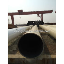 28m Per Length SAWH/SSAW Steel Pipes