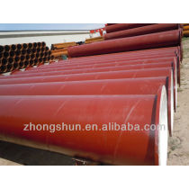 API 5L X52 SAW steel pipes
