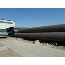 ssaw welded spiral steel pipes