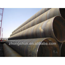 SSAW ASTM A252 Piling Steel Pipe