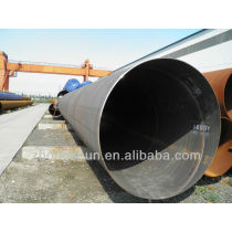 Q235B spiral saw steel pipe/SSAW/DSAW/HSAW