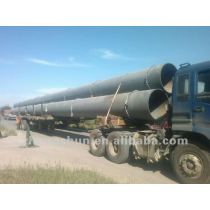 API 5L X52 spiral welded pipe