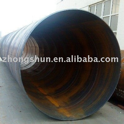 SY/T5037 Spiral steel piling pipes