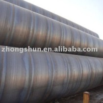 API 5L Spiral steel piling pipes