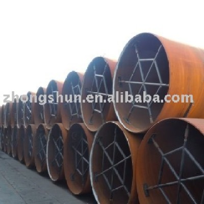 SSAW Piling Pipe