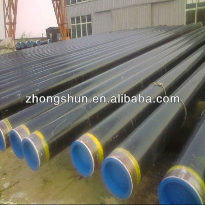 SSAW-ALI 5L X42 steel pipe with FBE coating