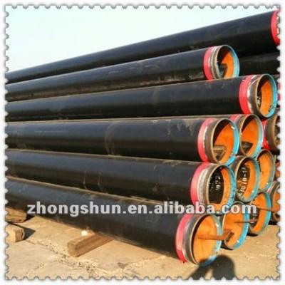 API 5l 2PE coating steel pipe