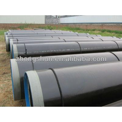 2PE coating steel pipe