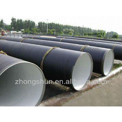 epoxy lining water transmission pipe