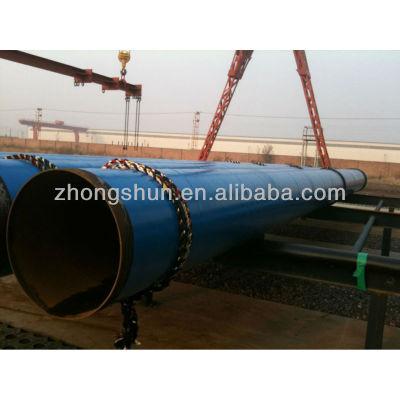 Liquid Epoxy-Anti Corrosion Steel Pipes