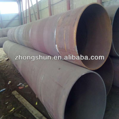 LSAW -ASTMA53 carbon steel pipe/tube
