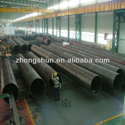 LSAW -API X46 carbon steel pipe/tube