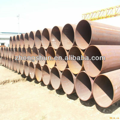 LSAW -API GRB carbon steel pipe