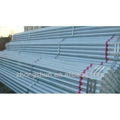 BS1387 Galvanized Steel Tubes