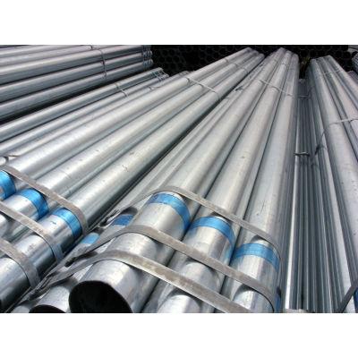 ERW Hot Dip Galvanized Pipes