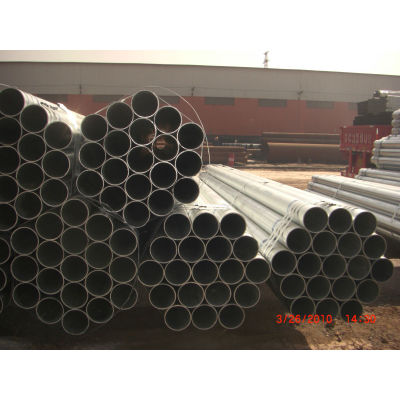 BS1387 /ASTM A53 GR A Hot Dipped Galvanized Pipe/G.I.