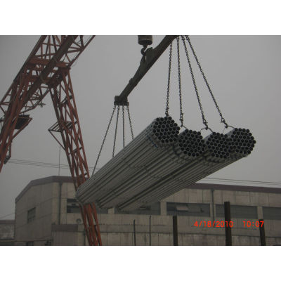 4 inch Galvanized pipes
