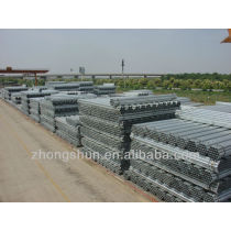 Hot Dipped Galvanized Steel Pipe and Tube