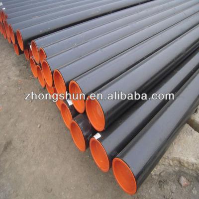ASTMA106 Seamlss Steel Tubes