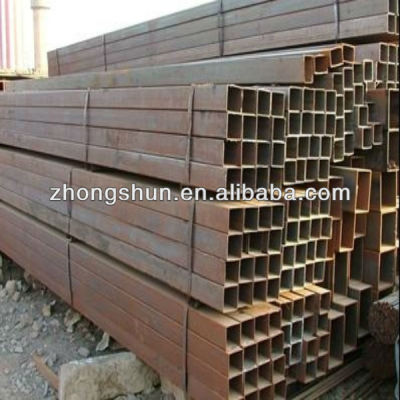 ASTM A500-GRA square Rectangular Steel Pipe for structure