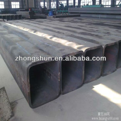 ASTM A500-GRC Rectangular Steel Pipe for structure