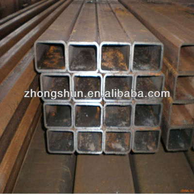 ASTM A500-GRA Rectangular Steel Pipe for structure