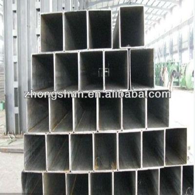 Rectangular Steel Pipe ASTMA500-GRA material