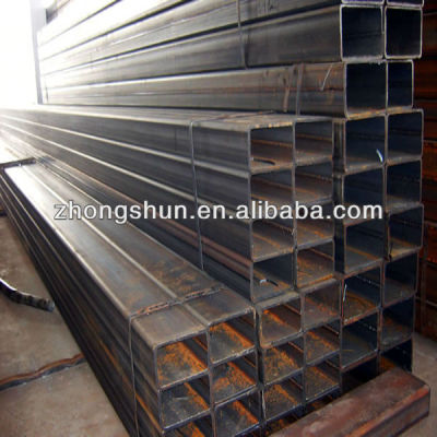 Square and Rectangular Steel Pipe with ASTMA500 standard