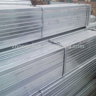 ASTM A500 galvanzied Rectangular Steel Pipe