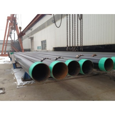 LSAW Steel Pipes ASTM A53 GRB
