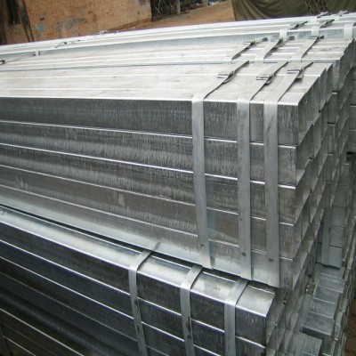 ASTM A500-GRC square Rectangular Steel Pipe for structure