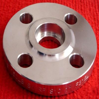 steel socket flange