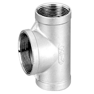 steel pipe reducing tee