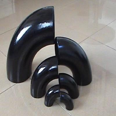 ASTM S/R 90 carbon steel elbow