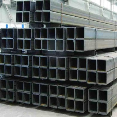 Q195 Hot Dipped Galvanized Square Steel Pipes