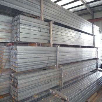 Hot Dip Galvanized Rectangar steel pipe ASTM A500