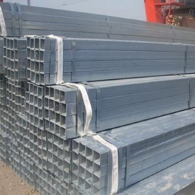 Hollow Section Square steel pips