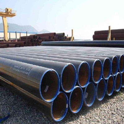 LSAW Steel Pipes ASTM A252 Grade 2