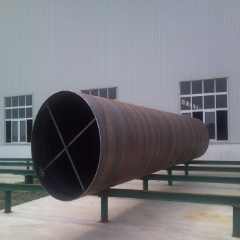 API 5L PSL1 Spiral steel pipes