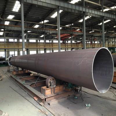 API 5L Standard LSAW/Longitudinal Submerged Arc Welded Steel Pipe