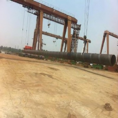 API 5L PSL1 Spiral steel pipes
