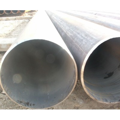Longitudinally SAW steel pipes