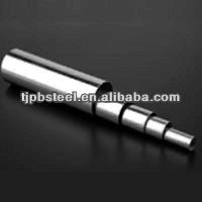 China ASTM304 Stainless Steel welded Pipe Price