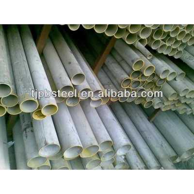 ASTM 310s stainless steel pipe manufacturer