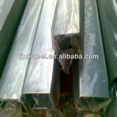 stainless steel/stainless steel square pipe/stainless steel tube