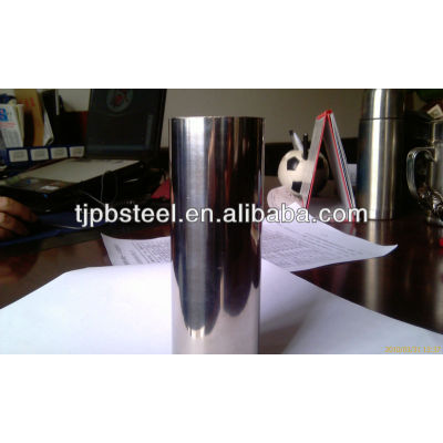 201 304L 316 430 Stainless Steel Pipe