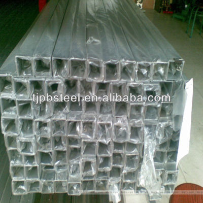 316L stainless steel pipe / square and rectangular steel pipe