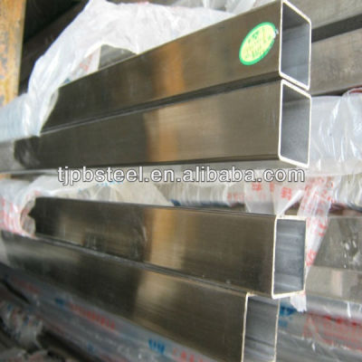 building material/stainless steel round and square steel pipe/304,316etc