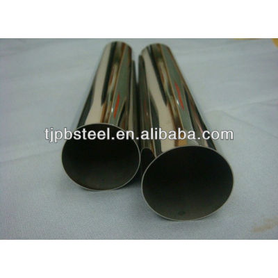 polished 316l Stainless steel pipe